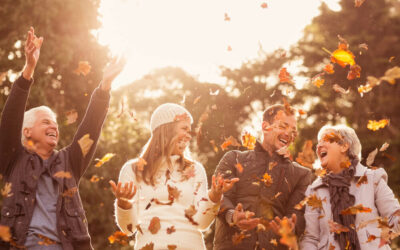 Autumn: 6 tips for your joints