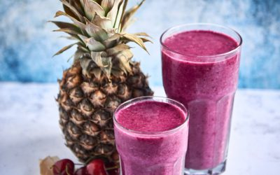 Fresh smoothie for flexible joints