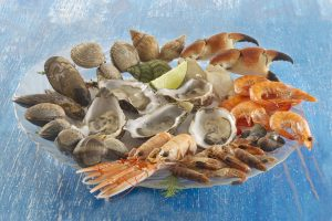 Allergy to mussels and the use of Synofit