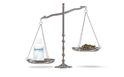 Synofit Green lipped mussel price comparison to other products